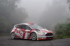 Giandomenico Basso, Mitia Dotta (Ford Fiesta R5 LDI, #2 Movisport SRL);, ITALIAN RALLY CHAMPIONSHIP