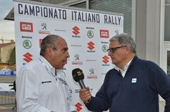 Luciano Tedeschini, Responsabile Sportivo e logistico ACI Sport, ITALIAN RALLY CHAMPIONSHIP