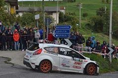 Fabrizio Andolfi Jr, Stefano Savoia (Ford Fiesta R5 #45, Asd Sport Management), ITALIAN RALLY CHAMPIONSHIP