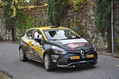 Ivan Ferrarotti, Manuel Fenoli (Renault New Clio R3T #11, Movisport), ITALIAN RALLY CHAMPIONSHIP