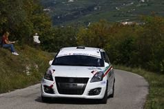 Claudio Gubertini, Alberto Ialungo (Suzuki Swift R1B #83, Millenium Sport), ITALIAN RALLY CHAMPIONSHIP