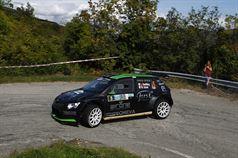 Luca Hoelbling, Mauro Grassi (Skoda Fabia R5 #5, Scuderia Car Racing Ssd), ITALIAN RALLY CHAMPIONSHIP