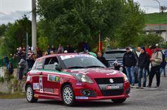 Stefano Martinelli, Nicolo Gonella (Suzuki Swift R1B #86, Gr Motorsport Asd), ITALIAN RALLY CHAMPIONSHIP