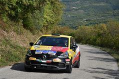Luca Panzani, Sara Baldacci (Renault Twingo R3T #12, Sc Pistoia Corse), ITALIAN RALLY CHAMPIONSHIP