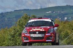 Gianluca Rao, Christian Zeppegno (Suzuki Swift R1B #84, New Driver s Team), ITALIAN RALLY CHAMPIONSHIP