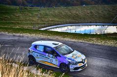 Luca Rossetti, Matteo Chiarcossi (Renault New Clio R3T #10, Promo Sport Racing Asd), ITALIAN RALLY CHAMPIONSHIP