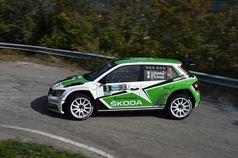 Umberto Scandola, Guido D'amore (Skoda Fabia R5 #3, Car Racing), ITALIAN RALLY CHAMPIONSHIP