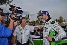 Umberto Scandola (Skoda Fabia R5 #3, Car Racing), ITALIAN RALLY CHAMPIONSHIP