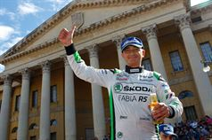 Guido D'amore (Skoda Fabia R5 #3, Car Racing), ITALIAN RALLY CHAMPIONSHIP