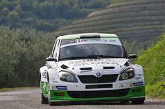 Paolo Strabello, Davide Bianchi (Skoda Fabia S200 #07, Destra 4 Srl), ITALIAN RALLY CHAMPIONSHIP