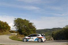 Michele Tassone, Daniele Michi (Peugeot 208 T16 R5 #6), ITALIAN RALLY CHAMPIONSHIP