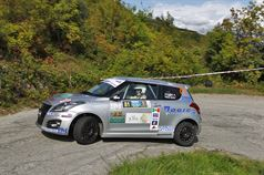 Alessandro Uliana, Mad Jack (Suzuki Swift R1B #81, TRT La Scuderia), ITALIAN RALLY CHAMPIONSHIP