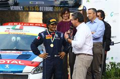 Paolo Andreucci (Peugeot 208 T16 R R5 #2), ITALIAN RALLY CHAMPIONSHIP