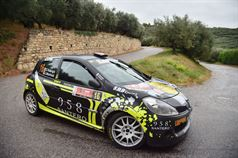 Corinne Federighi, Jasmine Manfredi (Renault New Clio R3 R3C #16, Island Motorsport), ITALIAN RALLY CHAMPIONSHIP