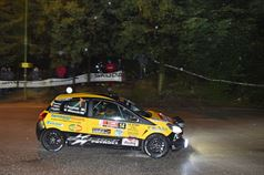 Ivan Ferrarotti, Massimo Bizzocchi (Renault Clio R R3C #14, Sc Movisport Srl), ITALIAN RALLY CHAMPIONSHIP