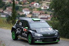 Luca Hoelbling, Mauro Grassi (Skoda Fabia R R5 #7, Scuderia Car Racing Ssd), ITALIAN RALLY CHAMPIONSHIP