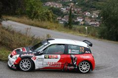 Luca Panzani, Sara Baldacci (Renault Clio S1.6 R R3C #12, Art Motorsport), ITALIAN RALLY CHAMPIONSHIP