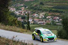 Alessandro Perico, Mauro Turati (Peugeot 208 T16 R5 #5, Asd Team Autoservice Sport), ITALIAN RALLY CHAMPIONSHIP