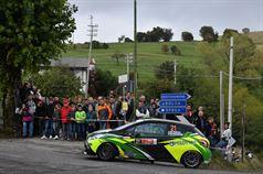 Marco Pollara, Giuseppe Princiotto (Peugeot 208 R R2B #21, Cst Sport), ITALIAN RALLY CHAMPIONSHIP
