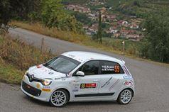 Emanuele Rosso, Maurizio Torlasco (Renault Twingo R R1A #55, Meteco Corse), ITALIAN RALLY CHAMPIONSHIP