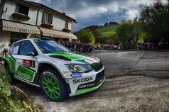 Umberto Scandola, Guido D'amore (Skoda Fabia R R5 #3, Car Racing), ITALIAN RALLY CHAMPIONSHIP