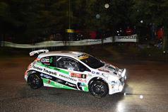 Michele Tassone, Alice De Marco (Peugeot 208 T16 R R5 #6, Meteco Corse), ITALIAN RALLY CHAMPIONSHIP