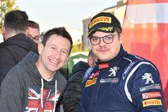 Daniele Michi, Giuseppe Testa (Peugeot 208 VTI R2B #20), ITALIAN RALLY CHAMPIONSHIP