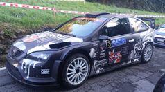 Paolo Porro, Nicola Arena (Ford Focus WRC #3, Bluthunder Racing Italy), CAMPIONATO ITALIANO WRC
