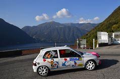Peter Giacomin, Michele Coletti (Renault Clio A A7 #44, Vimotorsport Asd), CAMPIONATO ITALIANO WRC