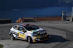 Kevin Gilardoni, Corrado Bonato (Renault Clio R R3T #31, Movisport), CAMPIONATO ITALIANO WRC