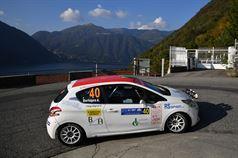 Lorenzo Grani, Alessia Bertagna (Peugeot 208 R R2B #40, Movisport), CAMPIONATO ITALIANO WRC