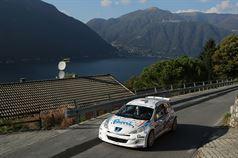 Paolo Oriella, Sandra Tommasini (Peugeot 207 S2000 #20, Sport & Comunicazione Srl), CAMPIONATO ITALIANO WRC