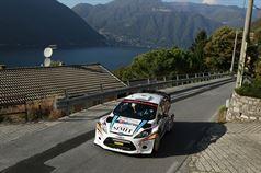 Marco Paccagnella, Davide Bozzo (Ford Fiesta WRC #10, Abs Sport), CAMPIONATO ITALIANO WRC