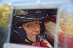 Anna Tomasi (Citroen C4 WRC #1), CAMPIONATO ITALIANO WRC