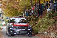 Corrado Peloso, Paolo Carrucciu (Suzuki Swift R R1B #55, La Superba Ssdr), CAMPIONATO ITALIANO WRC
