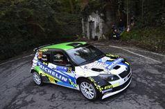 Marco Pollara, Giuseppe Princiotto (Skoda Fabia S2000 #22, CST Sport), CAMPIONATO ITALIANO WRC