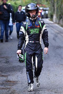 Paolo Porro (Ford Focus WRC #3, Bluthunder Racing Italy), CAMPIONATO ITALIANO WRC