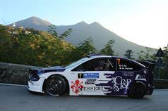 Felice Re, Mara Bariani (Ford Focus WRC #7, Scuderia Etruria), CAMPIONATO ITALIANO WRC
