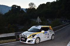Simone Rivia, Marina Bertonasco (Suzuki Swift R R1B #56, A.S.D. Gr Sport), CAMPIONATO ITALIANO WRC