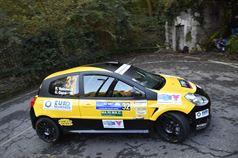 Roberto Vescovi, Giancarla Guzzi (Renault Clio R R3C #32, A.S.D Gr Sport), CAMPIONATO ITALIANO WRC