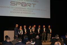 Premiazione CIVM, CAMPIONATO ITALIANO TURISMO TCR