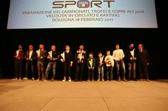 Premiazione Karting, ITALIAN F.4 CHAMPIONSHIP POWERED BY ABARTH