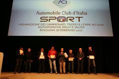 Organizzatori settore Rally, CAMPIONATO ITALIANO TURISMO TCR