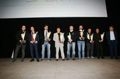 Premiazione Rally, ITALIAN F.4 CHAMPIONSHIP POWERED BY ABARTH